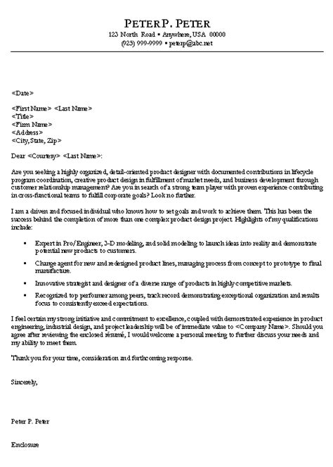 Cover Letter For Mechanical Project Engineer by Engineer Cover Letter Cover Letter Exles