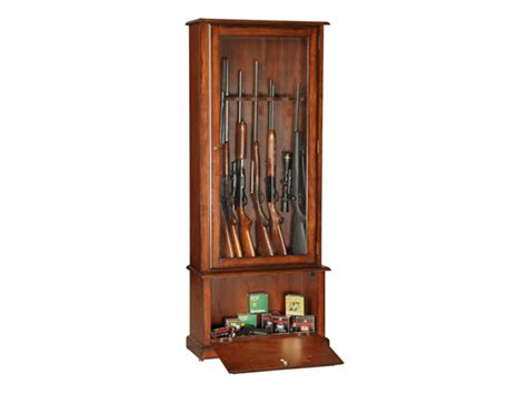 classics gun cabinet 8 gun cabinet