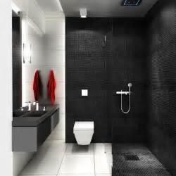 black and white bathroom tiles ideas kleines bad einrichten 51 ideen f 252 r gestaltung mit dusche