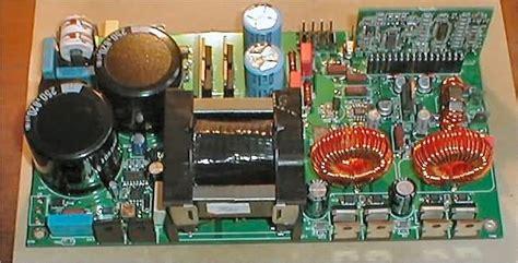 Power Lifier Rcf digital