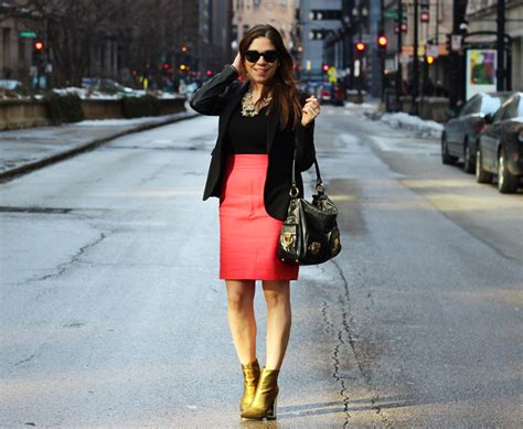 pencil skirt styling tips