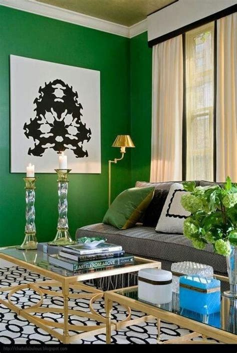 Emerald Green Interiors by Quot Designer Notebook Quot Lovely Rooms With A Green Color Palette The Collected Room By Kathryn