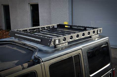 Best Racks by Ace Jk 4 Door Top Roof Rack