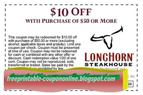 longhorn steakhouse coupon codes december 2018