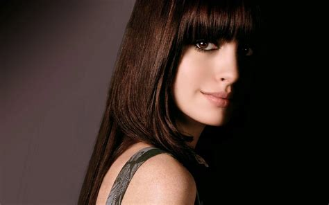hairstyles hd videos download anne hathaway hairstyle hd wallpaper stylishhdwallpapers
