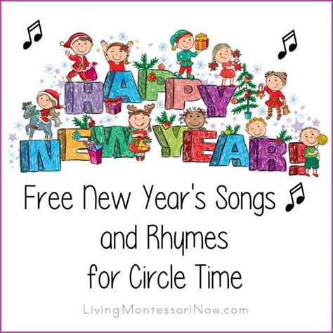 new year song 78 best images about educational songs rhymes