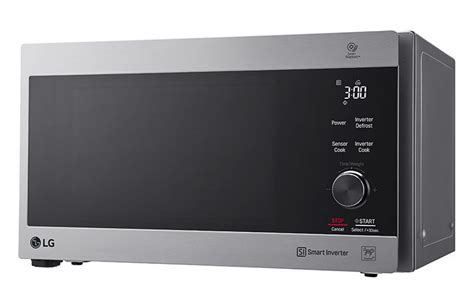 lg introduces neochef range of microwave ovens with