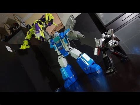 Transforming Robot Paul Limited fans toys ft 20g terminus giganticus limited edition guardian 3rd transformers 2018