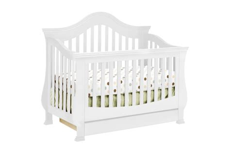 Million Dollar Baby Ashbury Crib White by Million Dollar Baby Ashbury 4 In 1 Crib White N Cribs