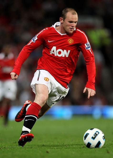 wayne rooney in manchester united v newcastle united