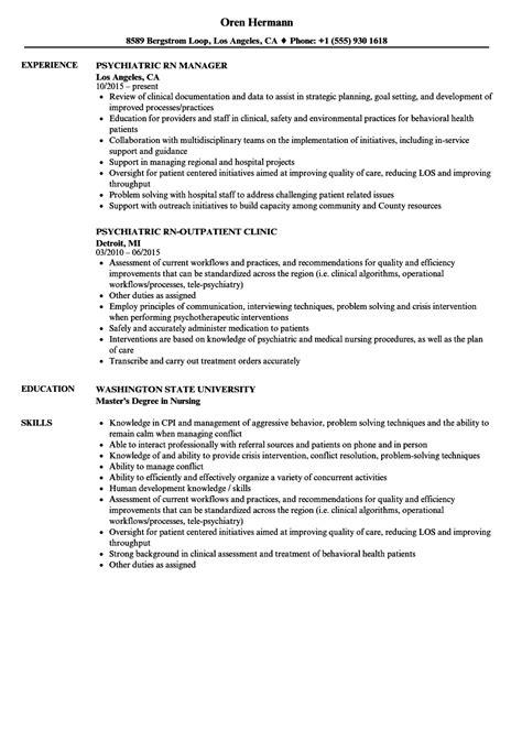 Psychiatric Resume by Psychiatric Sle Resume Sle Teaching Resume Birthday Invitation Design Templates