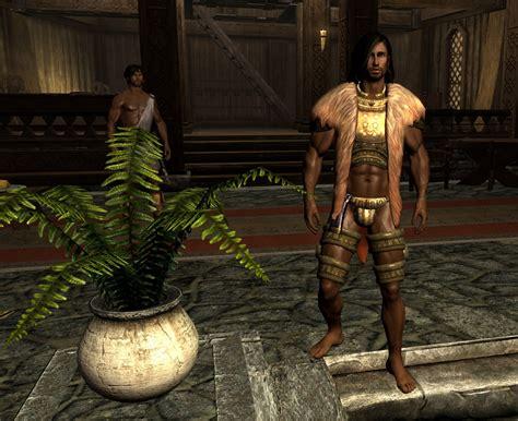 Skyrim Male Revealing Armor Mod | revealing dwarven jarl armor for sundracon males at skyrim