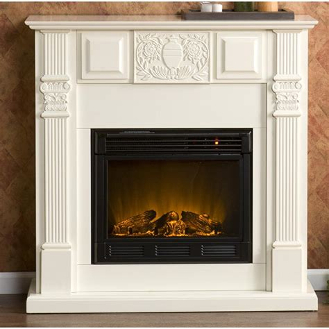 Southern Enterprises Electric Fireplace by Southern Enterprises Inc Lasalle Electric Fireplace