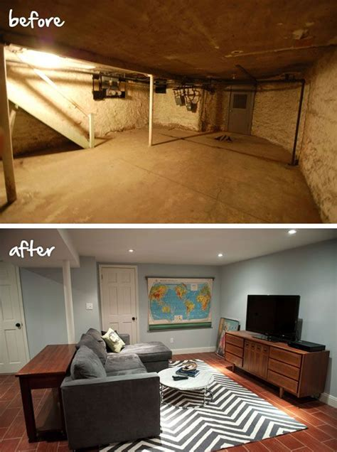 Low Ceiling Basement Remodeling Ideas Mrslimestone Limestone Embraced The Cozy Nature Of Finished Basement By Painting