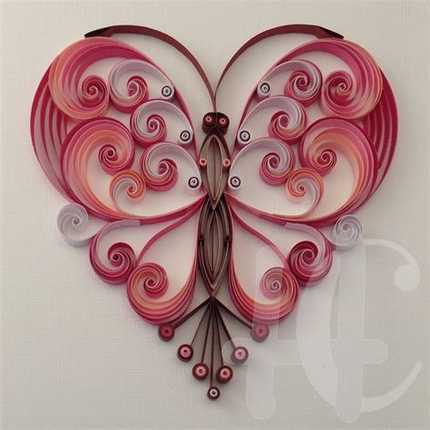 heart quilling pattern 10 images about quilling hearts on pinterest quilling
