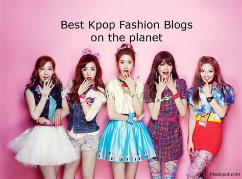kpop music themes top 15 kpop fashion blogs and websites on the web