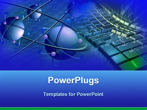 powerpoint technology templates best powerpoint template a free interpretation of data