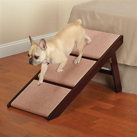 bed stairs for dogs the fortunate pet r and staircase three step