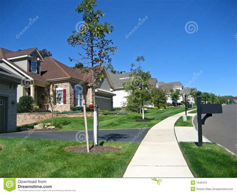 cookie cutter houses cookie cutter houses stock photo image 1340410
