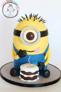 minions kuchen splendid minion birthday cake between the pages