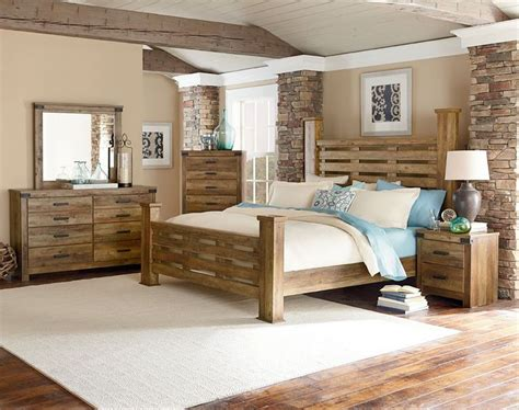 Pine Bedroom Furniture Decorating Ideas by Pine Bedroom Furniture For Modern Bedroom D 233 Coration