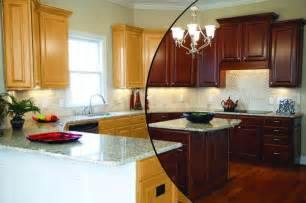 Change Color Of Kitchen Cabinets by Kitchen Cabinets Color Change Yelp
