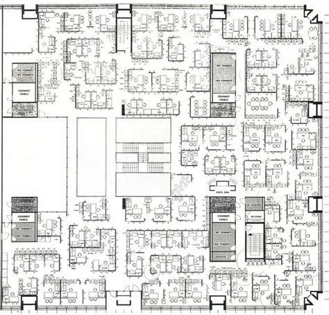 open space floor plan plan d un openspace sur 4 niveaux acouconsult s 224 rl r