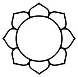 Lotus Outline Picture Lotus Outline Cliparts Co