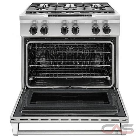 kitchenaid 36 gas range kitchenaid kdrs467vss range canada best price reviews