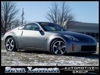 how make cars 2005 nissan 350z security system purchase used 2006 nissan 350z touring cd player security system tachometer in bloomington