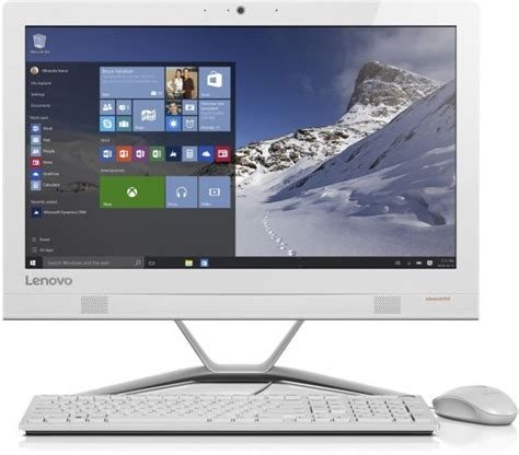 Pc All In One Aio Lenovo Ideacenter S500z 3jif 10hc003jif 23 Touch lenovo ideacentre aio 300 all in one desktop intel i3 6006u 23 inch 1tb 4gb windows 10