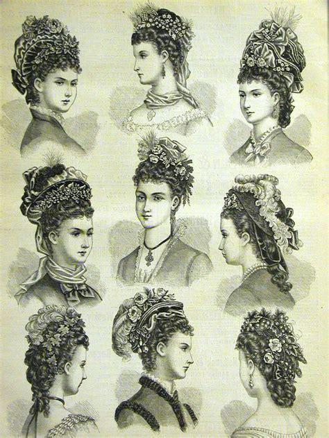 hair fashions from chosen era jax elegant dress new sz 4 lady victorian ladies and hats