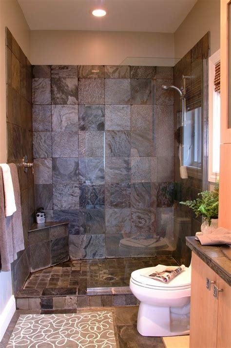 Walk In Shower Ideas For Small Bathrooms by 25 Best Ideas About Small Bathroom Designs On