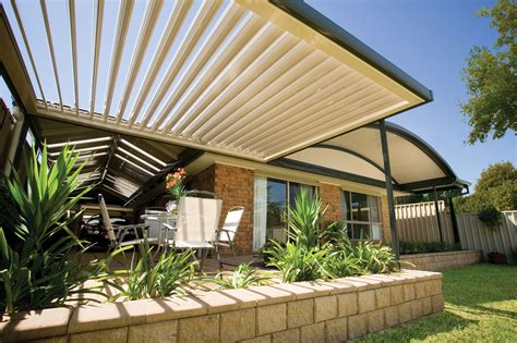Stratco Patio by Outback 174 Sunroof Stratco