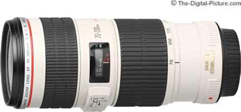 canon ef 70 200mm f/4l is usm lens review