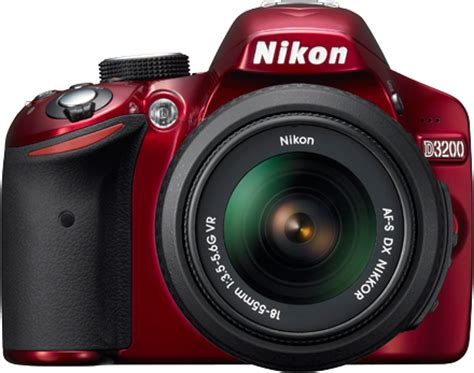 nikon updates entry level dslr with 24mp d3200 and