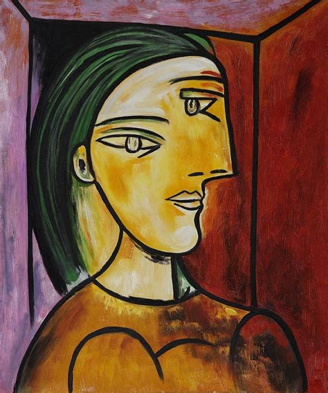 picasso paintings description pablo picasso cubism pablo picasso therese