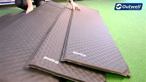 self comfort outwell comfort self inflating mats youtube