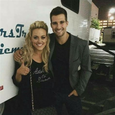 peta murgatroyd and james maslow heat up dance floor at james maslow and peta murgatroyd dancing with the stars
