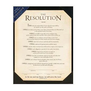 courageous and the resolution for men coming to your