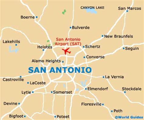 map of san antonio texas and surrounding area san antonio maps and orientation san antonio texas tx usa