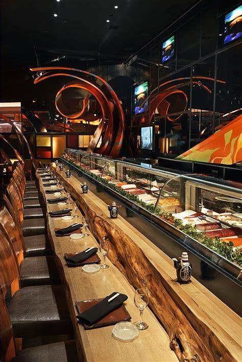 Sushi Interior Design by Best 25 Sushi Bar Design Ideas On Sushi Bars