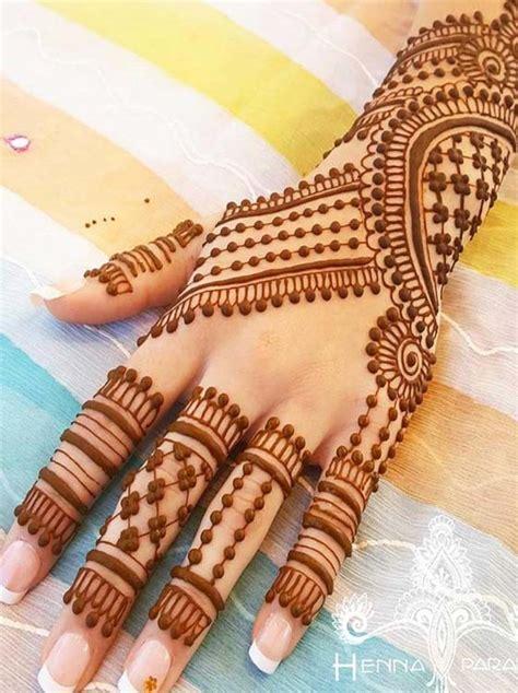 Gorgeous New Mehandi Henna Designs For 2018 2019   Absurd