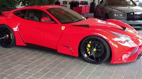 F12 N Largo by Novitec Rosso F12 N Largo S Walkaround