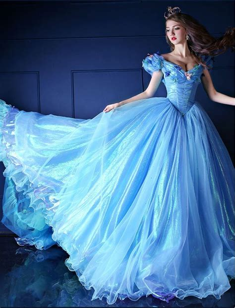 what color is cinderella s dress cinderella inspired princess gown would never wear