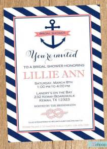 1000 ideas about nautical bridal showers on