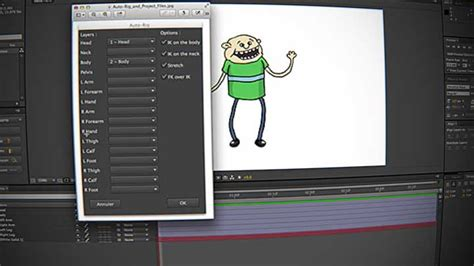 tutorial after effects duik getting started using the new duik tools v14 in after
