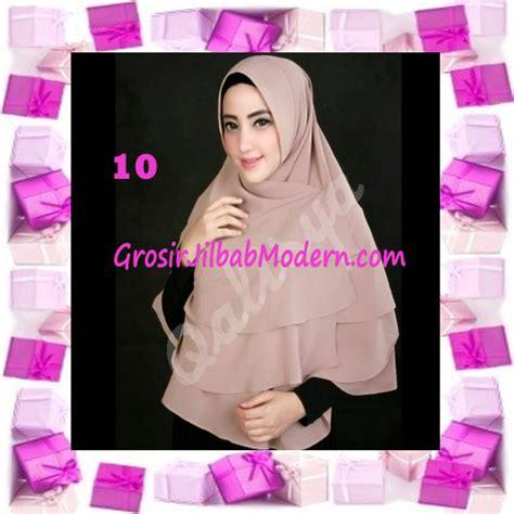 Jilbab Instant Khimar Razania Grosir jilbab instant khimar mijwad cerutti original by qalisya no 10 grosir jilbab modern jilbab