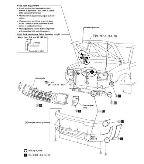 manual repair autos 2001 nissan xterra parking system repair manuals nissan xterra wd22 2001 repair manual