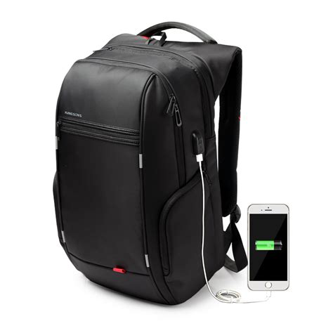 Promo Sale Terbaru Tas Cowok Ransel Backpack kingsons brand antitheft notebook backpack 15 6 inch waterproof laptop backpack for